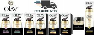 Olay Total Effects Moisturisers,BB,CC Or Eye Creams 50/15 ml. Brand New Sealed