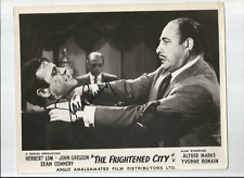 More details for autographs sean connery the frightened city vintage
