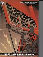 SUPERMAN : RED SON   Graphic Novel .... NM.....2009  .Bargain!