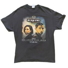 Demi Lovato Nick Jonas Future Now Tour T Shirt Size Large 075