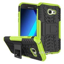 For Samsung Galaxy A5 2017 A8 2018 Heavy Duty Tough Kickstand Strong Case Cover