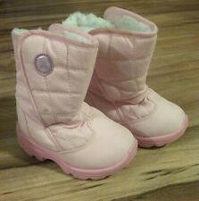 """Boots, Kamik, Toddler size 6, pink, """"hook and loop"""" closures. Gently used!"""