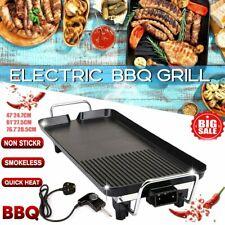 Elektrogrill Grills elektrischer Tischgrill Balkongrill BBQ Grillen Grillplatte