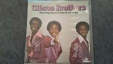 Gibson Brothers - Non-Stop Dance/ Come to America LP