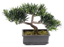 Bonsai artificiel Pin Podocarpus H 23 cm