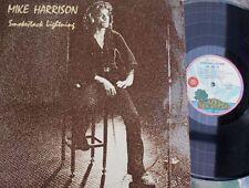 MIKE HARRISON Smokestack Lightning LP  ~ PROMO  AUSTRALIAN ISLAND NM