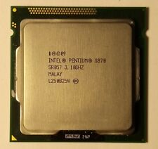 Intel Pentium G870 Dual-Core 3.10GHz LGA1155 CPU Processor SR057