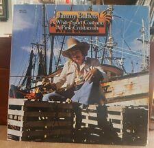 Jimmy Buffett A White Sport Coat and A Pink Crustacean LP