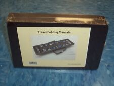 Travel Folding Mancala - Classic Collection Games Nice Board Game New!