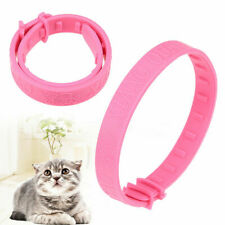 Pet Cat Collar Protection Neck Ring Anti Insect Tick Mite Collar Random Color