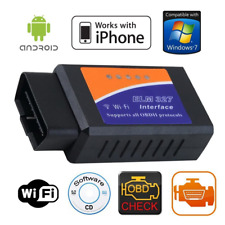 WiFi OBD2 ELM327 Car Scanner Android iOS iPhone Torque OBD-II Auto Scan ToolNEW