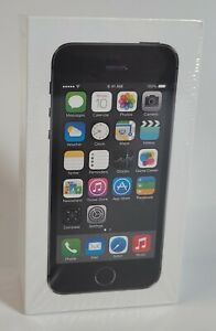 Brand New Apple iPhone 5s - 16GB - Space Gray (Unlocked) A1533 (GSM)