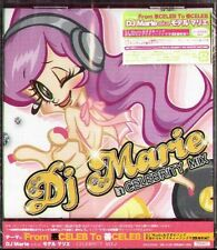 Super Best Trance Presents DJ Marie in Celebrity Mix - Japan CD - NEW Tiara