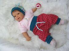 Reborn Baby Puppe Rebornbaby Rebornpuppe Babypuppe Baby Lina ninisingen Puppen