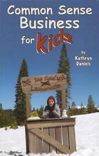 NEW Bluestocking Press COMMON SENSE BUSINESS FOR KIDS Homeschool Uncle Eric