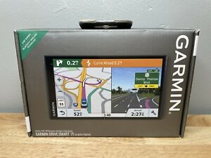 Brand New Garmin Drive Smart 71 EX With Traffic Mountable GPS System Bluetooth