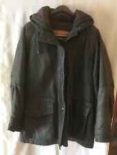 Vintage Timberland Genuine Cowhide Leather Waterproof Women's Coat (medium)