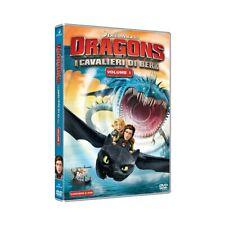Dragons: I Cavalieri Di Berk - V. 1 DVD