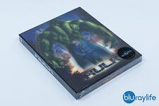 The Incredible Hulk Blu-ray SteelBook Novamedia NE09 One Click Set Korea