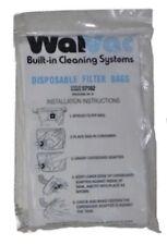 WalVac 10 Gallon Central/Build-in Vacuum Bags (57162) (6 Bags)-WalVac Vacuum Bag