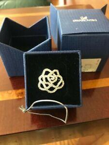 Swarovski Hortense Ring Size 52 NEW in Box
