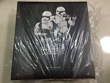 Hot Toys MMS 319 Star Wars First Order Stormtrooper Stormtroopers Set NEW
