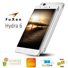 Teléfonos móviles libres Android color principal blanco quad core