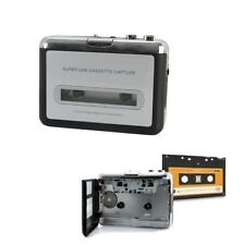 NEW USB AUDIO CASSETTE TAPE CONVERTER TO iPOD CD MP3 WALKMAN PORTABLE PLAYER