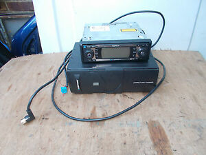 Isuzu Rodeo D-Max 2.5 CD Radio Player with GPS Travelpilot E1 +Changer (A5)