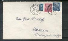 Briefmarken aus der BRD (ab 1948) mit Mischfrankatur Sammlungen