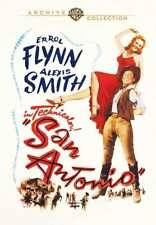 San Antonio DVD (1945) - ERROL FLYNN, ALEXIS SMITH, DAVID BUTLER