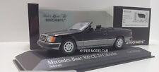 MINICHAMPS 1/43 Mercedes-Benz 300 CE-24 Cabriolet 1990 Black Art.400037030
