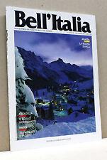 BELL'ITALIA n.80 Dicembre 1992 [Arabba, napoli,, cittadella, varenna, chieti]
