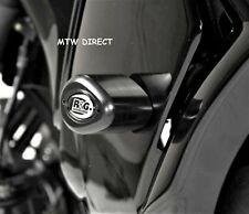 Honda CBF1000 F ABS 2014 R&G Racing Aero Crash Protectors CP0276BL Black