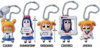 POP TEAM EPIC figure mascot all 5 set Popuko Pipimi anime from JAPAN