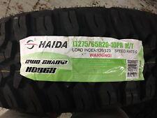4 NEW 275 65 20  Haida MT 10 Ply 275/65R20 R20 275-65-20 Mud Tires