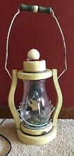 "Unique Lantern Golfer Theme Light - Approx. 17"" - Rustic Look - Working Bulb Inc"