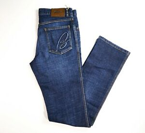 NEW BRIONI  Jeans -CHAMONIX 4000- Cotton + Elastane Size 32 Us 48 Monix4100
