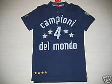 ITALIA POLO CELEBRATIVA CAMPIONI DEL MONDO BLU XL