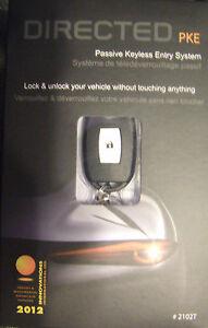 Directed DEI PKE Passive Keyless Entry System Lock Unlock Vehicle Touchless Key