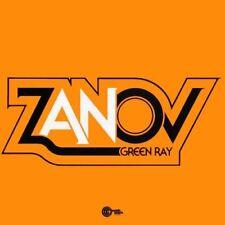 "Zanov - Green Ray [New Vinyl LP] 10"", Ltd Ed"