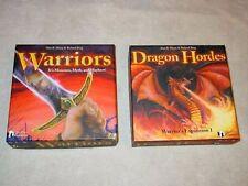 WARRIORS + FREE DRAGON HORDES EXPANSION