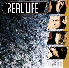 Real Life cd FLAME 1985 MEGA RARE CURB INTERCORD 847.719 80's synth GERMANY