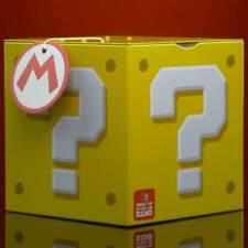 TIRELIRE SUPER MARIO QUESTION BLOCK MONEYBOX NEW