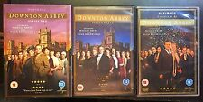 Downton Abbey Series 2 3 & Christmas At Region 2 DVD Lot Plus Extras Season BBC