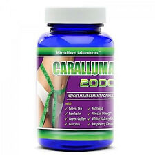 CARALLUMA 2000 FORMULA (10:1) Appetite Suppressant MAXIMUM Weight Loss Diet