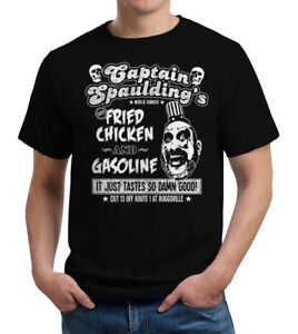 Captain Spaulding corpses house 1000 T shirt gift