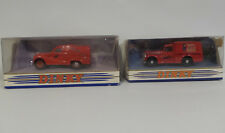 VEHICLES : 1948 COMMER 8 CWT VAN & 1953 AUSTIN A40 MADE BY MATCHBOX (DT)