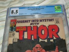 JOURNEY INTO MYSTERY #121 CGC 8.5 VF+ Kirby~Marvel 1965 ~Thor~Absorbing Man
