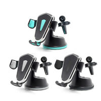 1x 360° ABS Gravity Car Holder Air Vent Dashboard Mount Stand For Cell Phone